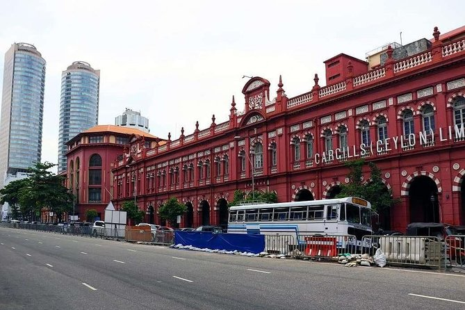 Colombo city tour full day