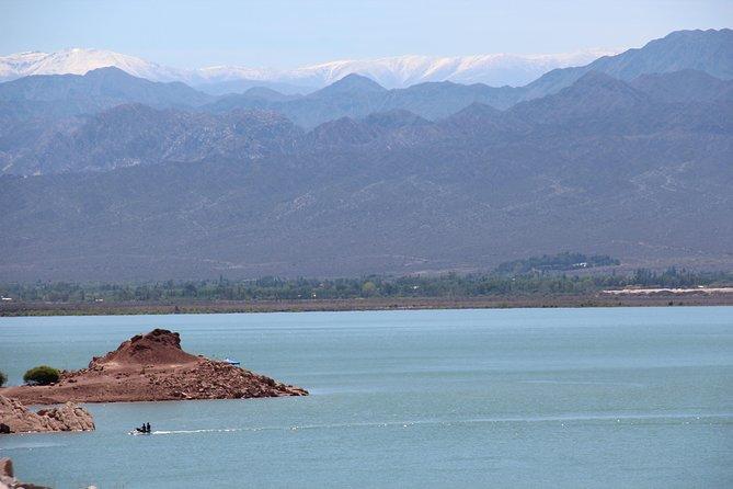 Ullum Dam View