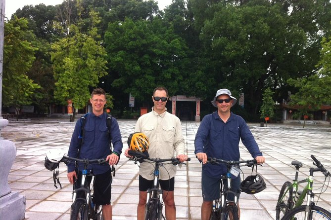 3-Day Hanoi to Halong Bay Bike Tour Including Boat Ride
