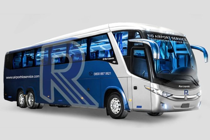 Shared Shuttle Búzios - Airport Transfer (COVID-19 Prepared)