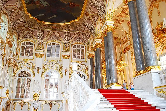 Skip-The-Line: Small-Group Tour of Hermitage Museum