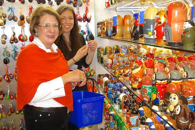 Gifts or Fashion Shopping with a Local in St.Petersburg