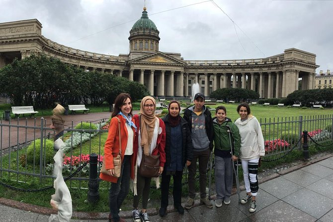 St.Petersburg Private Shore Excursion: Wednesday's Best 1-Day Visa-Free Tour