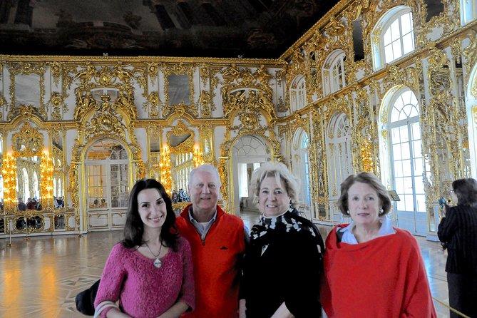 St.Petersburg Private Shore Excursion: Thursday-Sunday's Best 1-Day Visa-Free Tour