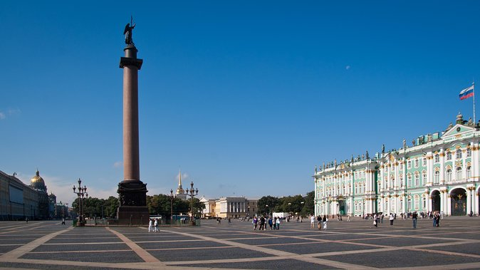 St. Petersburg Private 3-Day Essential Tour