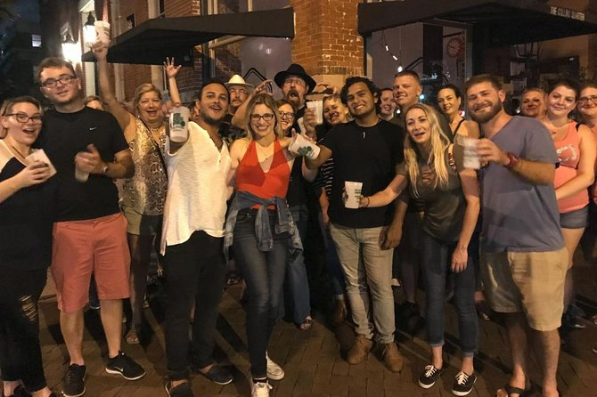 Spooky Savannah Haunted Pub Crawl and Walking Ghost Tour