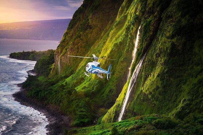 Waterfalls of Kohala