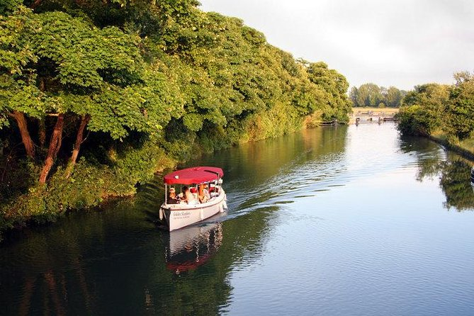 Cruising on The River in Oxford