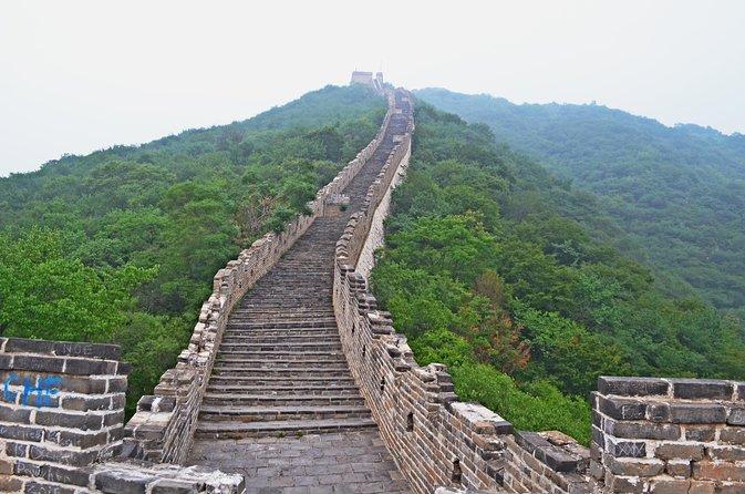 Mutianyu Great Wall One Day Tour (Group Tour, No-Shopping)