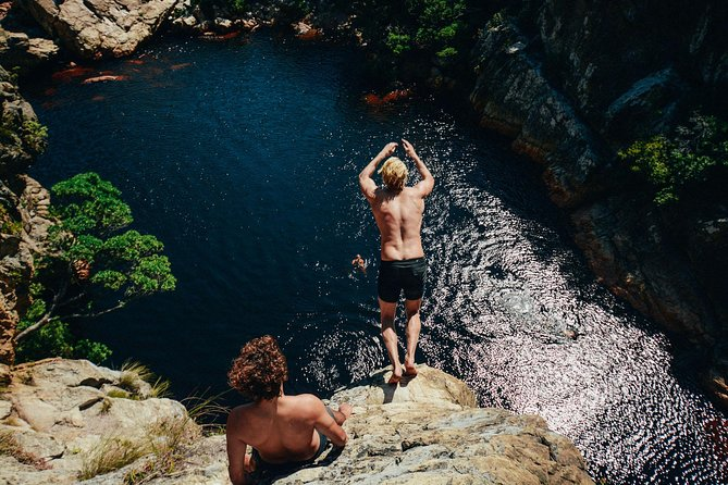 Crystal Pools: Hiking & Kloofing Experience