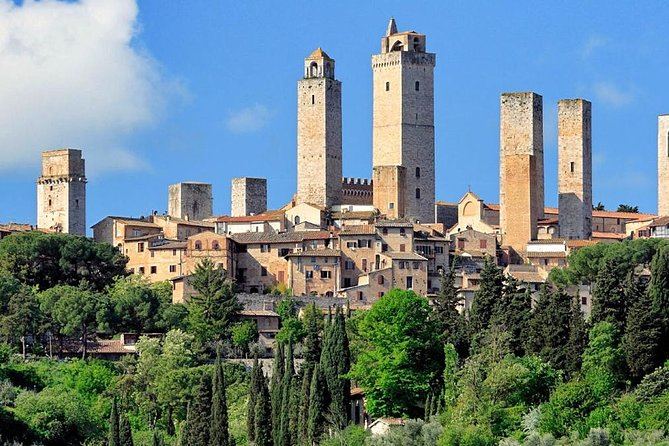 Semi Private Small Group Best of Chianti Landscapes and Wine Tour from Florence
