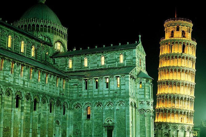 Semi Private Pisa and Lucca Wine Tour from Florence