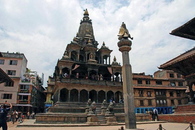 One Day Patan and Bhaktapur Heritage Tour