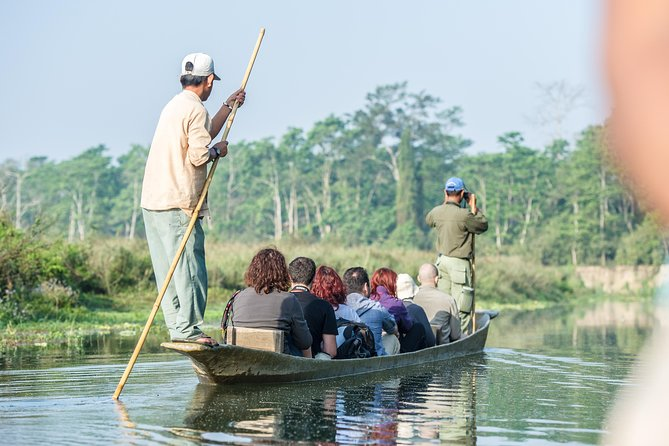 Chitwan Jungle Safari Tours 3 days: Get Encounter with Wildlife of Nepal