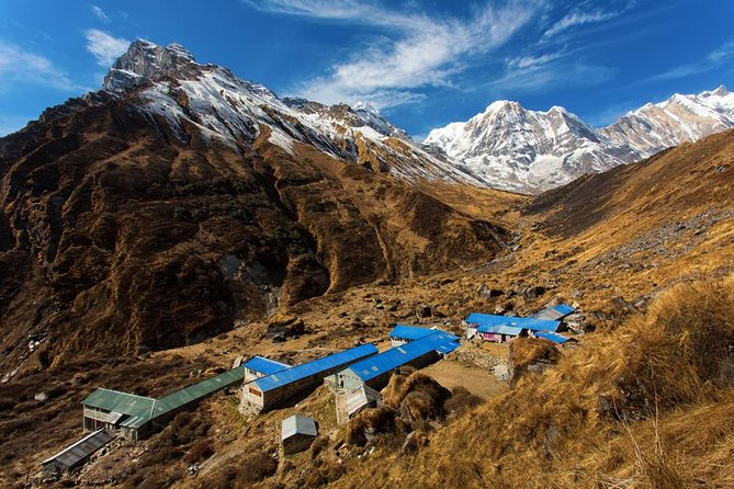 Annapuran Base Camp Trek