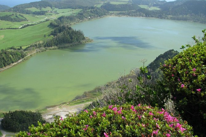 Full Day Outdoor Furnas Valley Tour With Traditional Lunch
