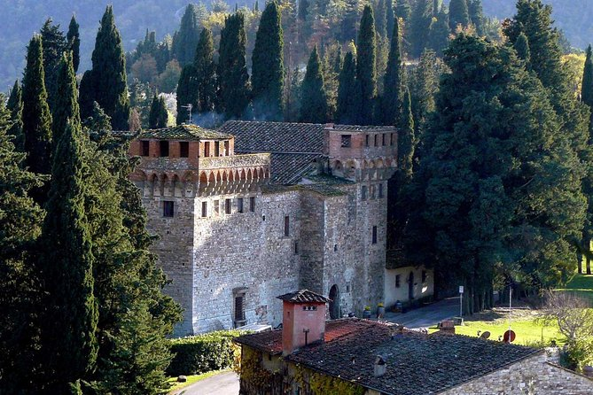 Tuscany & Castles Wine Tasting Tour in Historic Cellars - The Original One