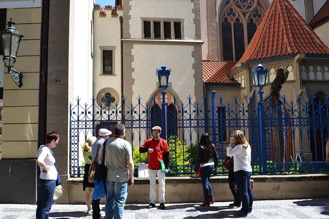 Oude stad Praag en Joodse wijk wandeltocht