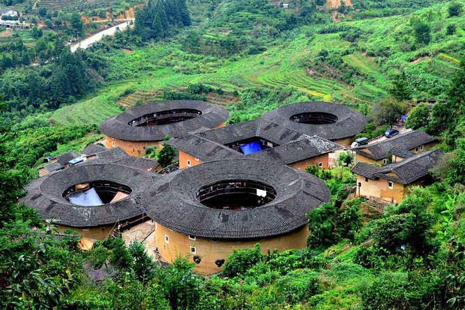 Fujian Hakka Tulou Private Day Tour of Tianluokeng and Daping Lou
