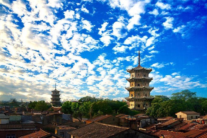 Private Day Tour of Quanzhou City Highlights Sightseeing with Snacks