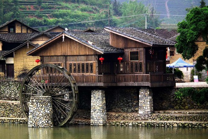 Hakka Tulou Private Day Tour of Yunshuiyao Ancient Village and Hekeng Tulou