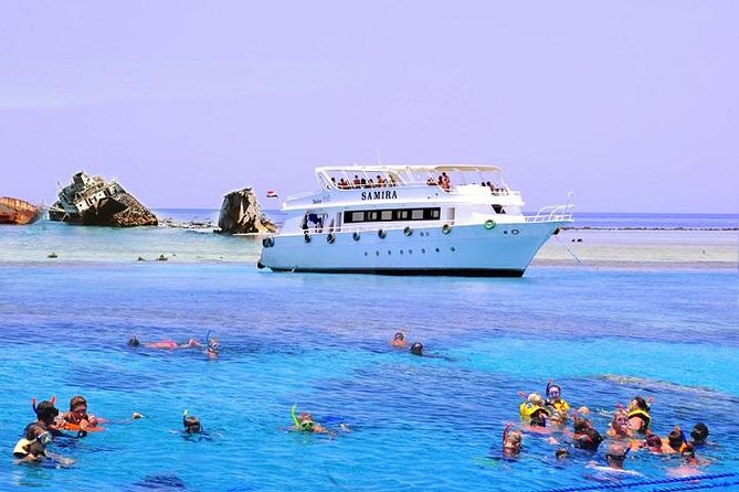 Snorkeling Boat Trip from Sharm El Sheikh