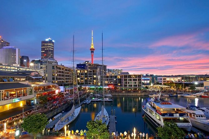 Auckland Halfday City Tour