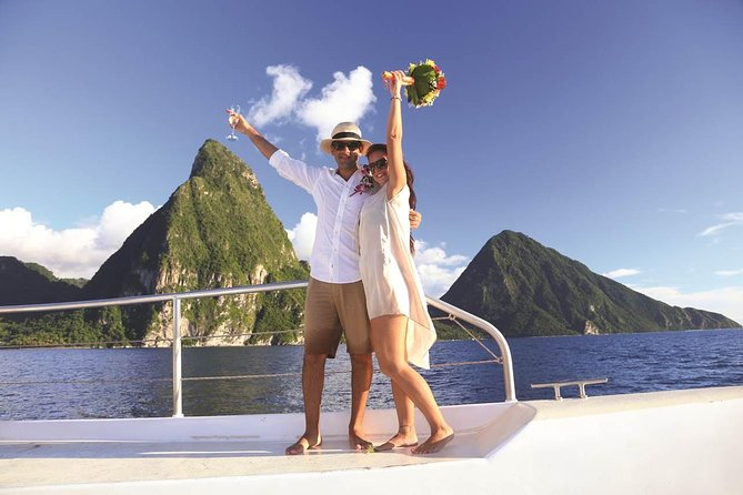 Land and Sea Tour of St. Lucia