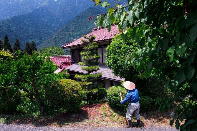Nakasendo self-guided walking tour 2 days