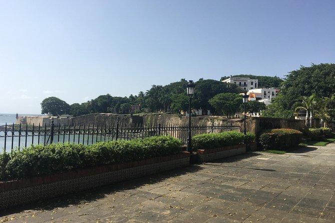 San Juan historiske tur: Fort San Cristobal og ruin av Caparra