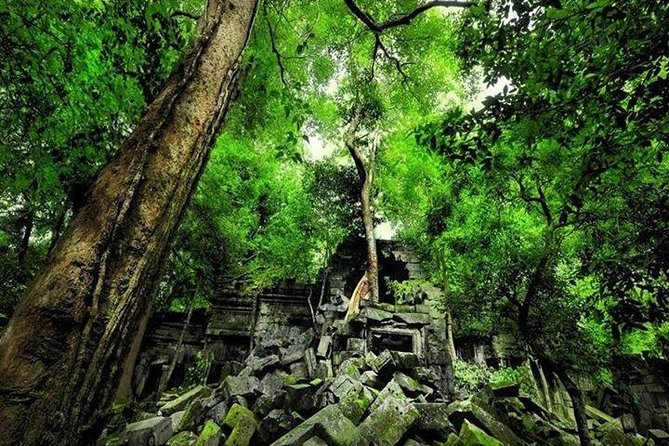 Angkor Wat Private 2 Day Tours (Small tour, Big tour, Beng Mealea & Lake)