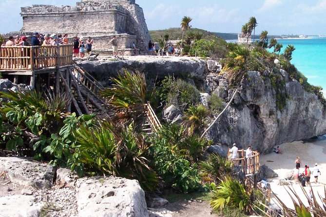 Tulum Ruins, ATV Extreme and Cenotes Combo Tour from Cancun