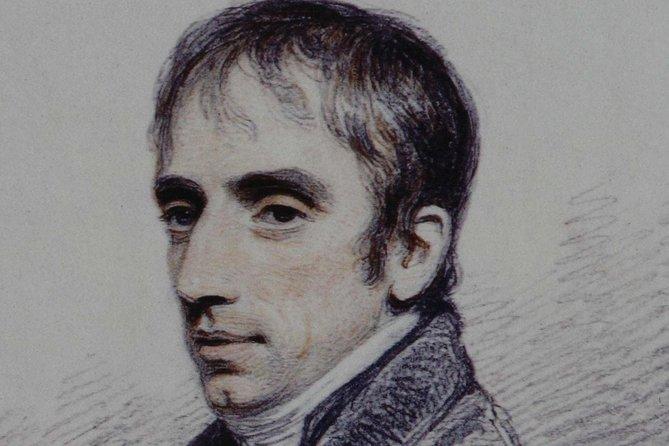 William Wordsworth: excursão de meio dia à tarde com um guia especializado