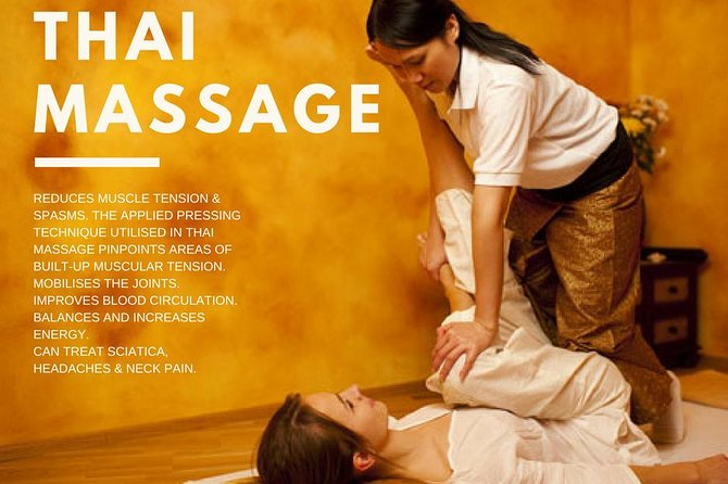 Relax Your Body with Traditional Thai Massage
