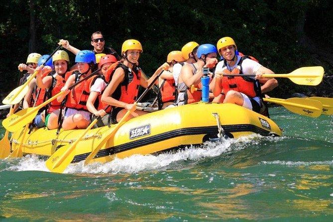 Viagem de Rafting em Montreal no Lachine Rapids