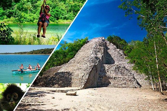 Coba & Punta Laguna Private Tour 2019 - Playa del Carmen