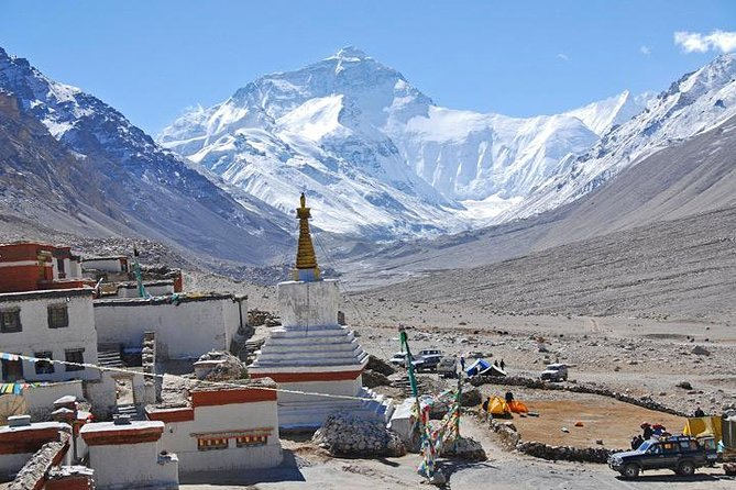 4-Day Tibet Tour With Everest Base Camp from Lhasa