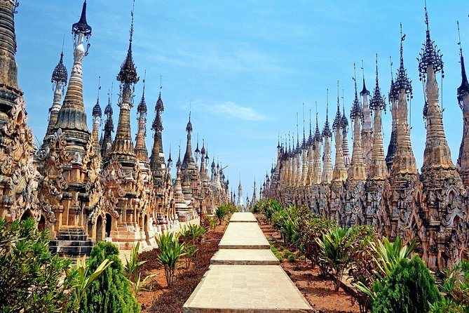 Kakku Pagoda Private Day Trip from Inle Lake