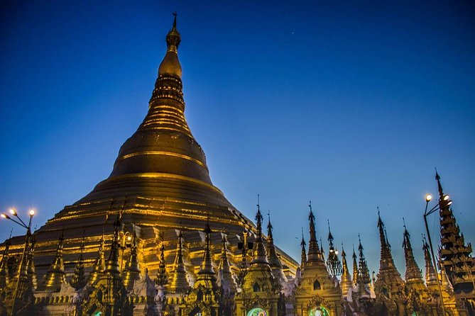 Full Day Yangon Sightseeing Tour with Lunch