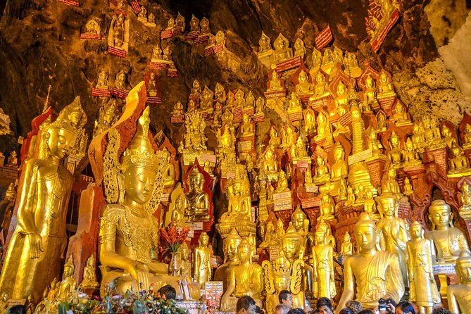Day Trip to Pindaya Cave, Hsin Khaung Taung Kyaung and Pone Taloke Lake