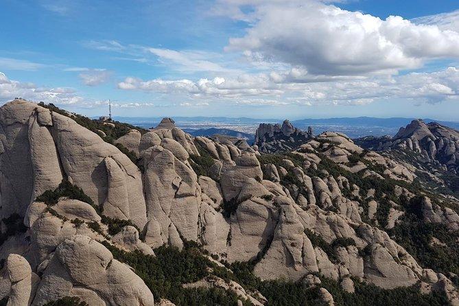 Hike around the iconic Montserrat Mountain
