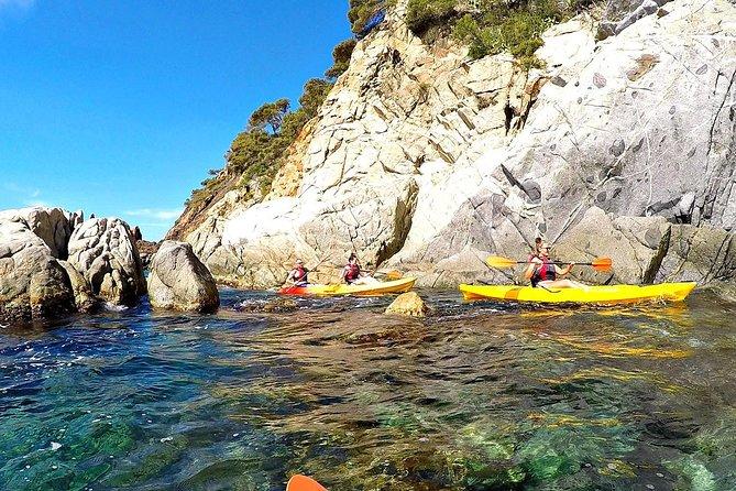 Kayak & hike along the spectacular Costa Brava