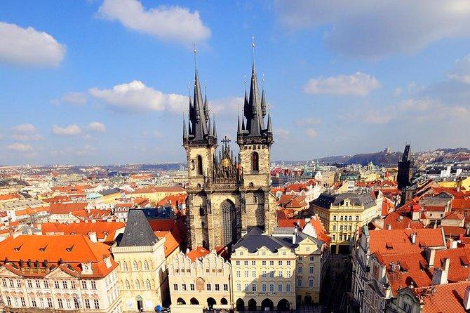 Prague's Royal route