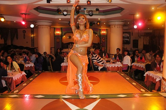Sultana's Belly Dancing, Shows and Dinner in Istanbul (Official and Direct)