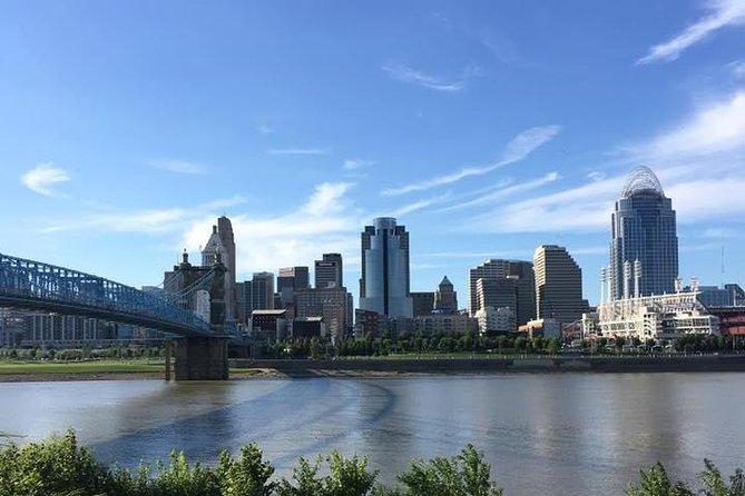 The Cincinnati Skyline