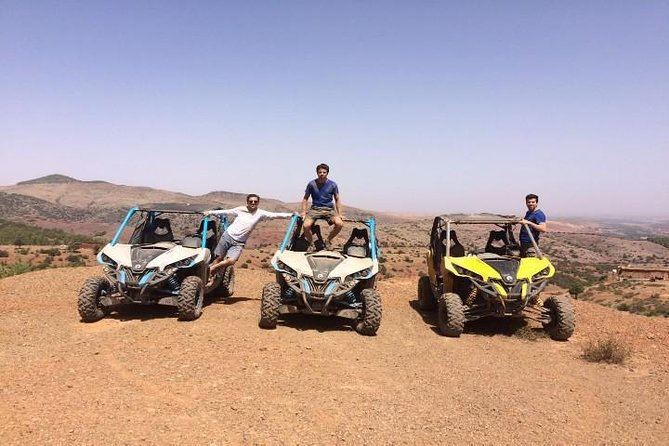 2 Hours buggy biking in Palmerai desert