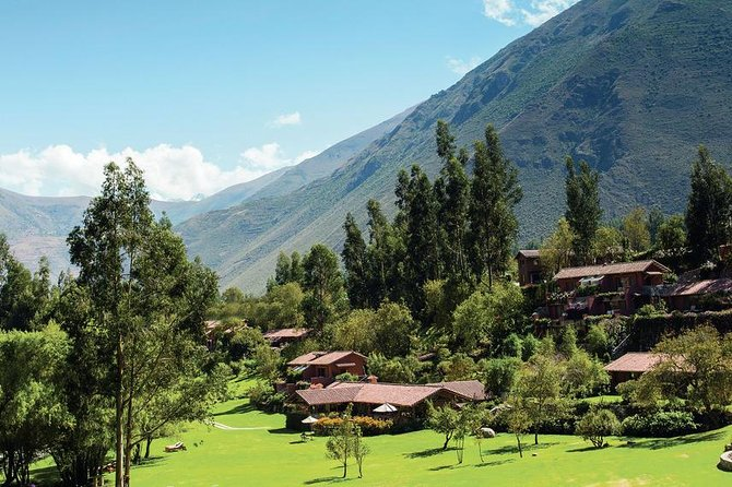 Sacred Valley Tour Including Gourmet Lunch at El Huerto Belmond Restaurant