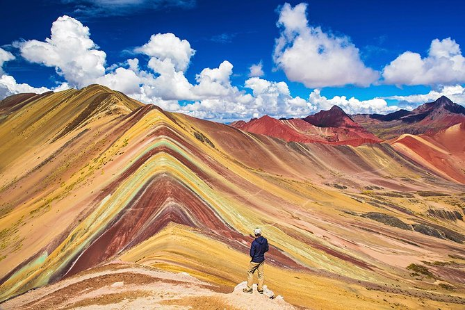 Rainbow Mountain Full-Day Tour from Cusco