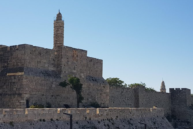 A full day tour of the Old city of Jerusalem and the City of David