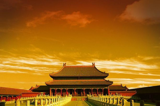 5-Hour Private Layover Tour: Forbidden City